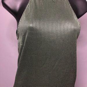 Zara Tops - Zara Green High Neck Top.